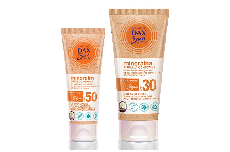 Dax Sun Produkty hipoalergiczne
