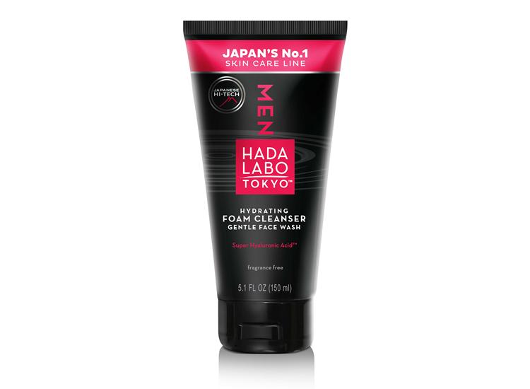 Krem - pianka oczyszczająca do mycia twarzy dla mężczyzn