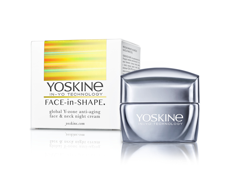 GLOBAL Y-ZONE ANTI-AGING FACE & NECK NIGHT CREAM